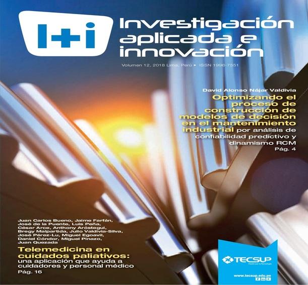 Innovación Tecnológica: Publicación de artículo científico en revista peruana indexada en LATINDEX