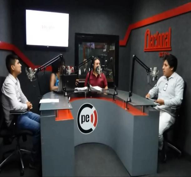 Entrevista a Control SAC en Radio Nacional. ¿Qué hacer después de un aniego?